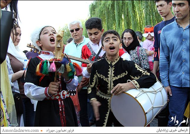عروسک گردانهای استان آذربایجان