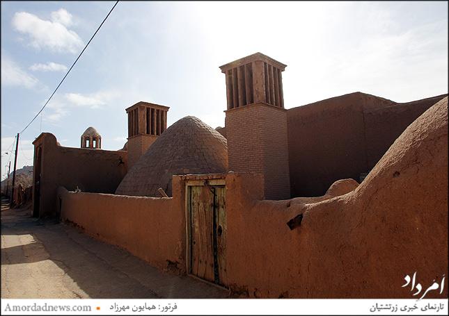 روستای زرتشتی نشین زین آباد